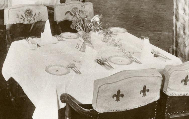 White Star Line 1780 Farmhouse Com