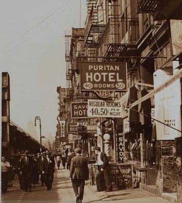 bowery1930s