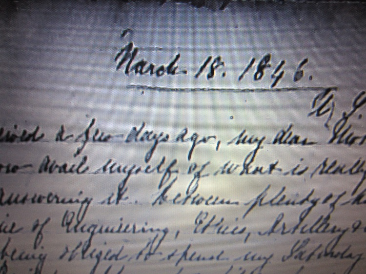 March18-1846Letter