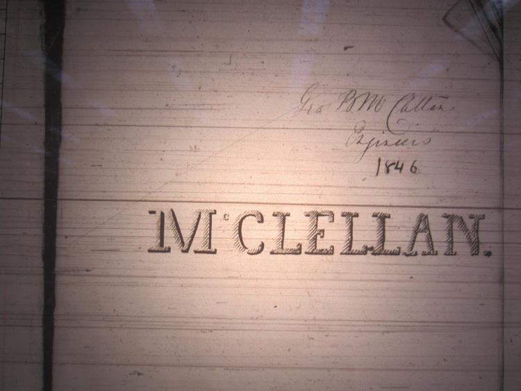 McClellan1846Diary1