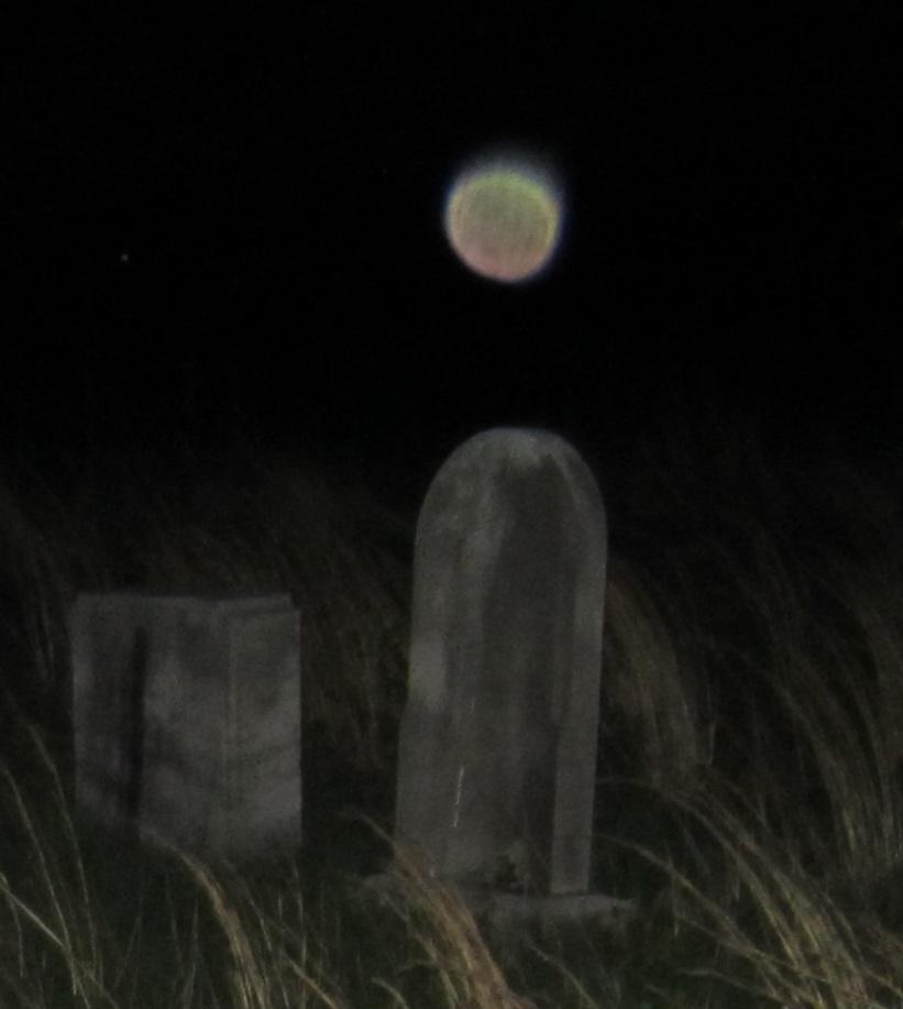 CemeteryBrightAboveStoneDetail