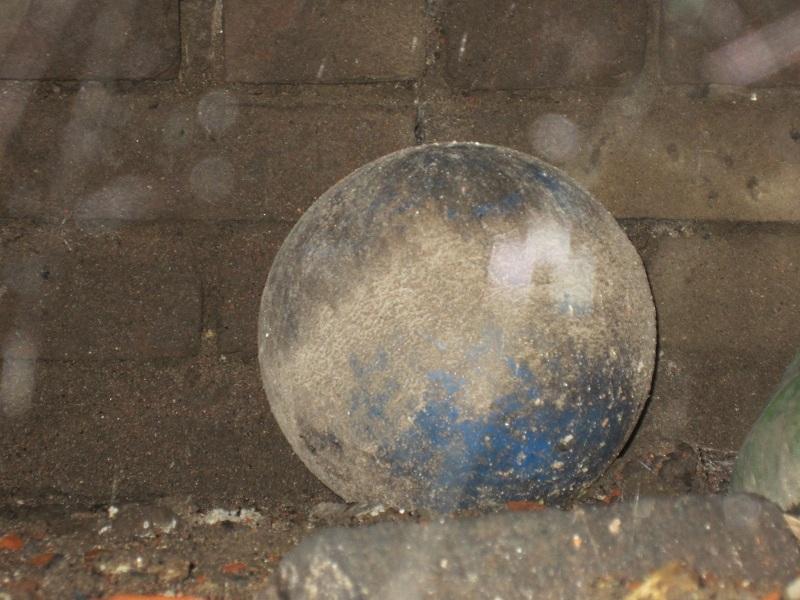 BluePlasticBall