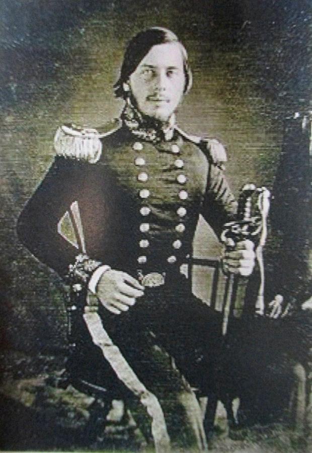 GeorgeHoratioDerby1846